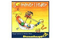 """Kinderlieder: """"Sommerlieder"""" von Sternschnuppe"""