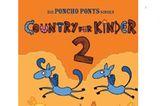 """Kinderlieder: """"Die Poncho Ponys singen Country für Kinder 2"""""""