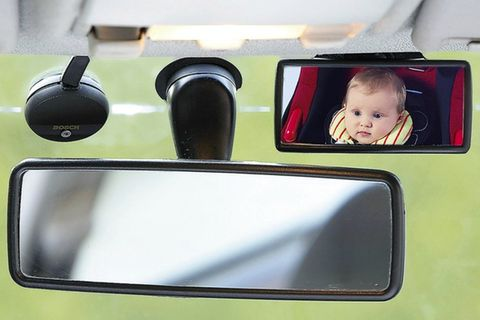 Autospiegel für Baby