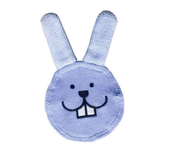 Zahn-Accessoires für Kinder: Mundpflege-Häschen