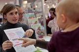 Babywelt: Stimmungsbilder von der BABYWELT in Stuttgart