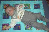 Timo Moritz mit 4 1/2 Monaten