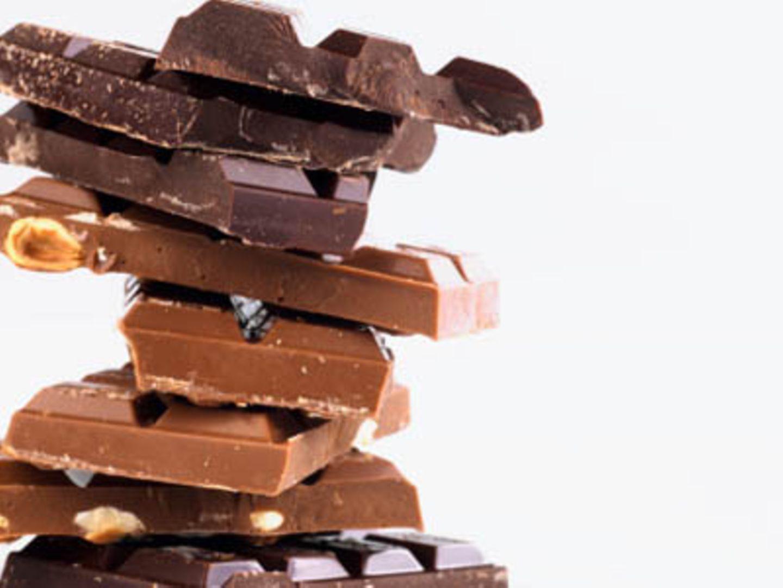 Schokolade für den Liebesrausch