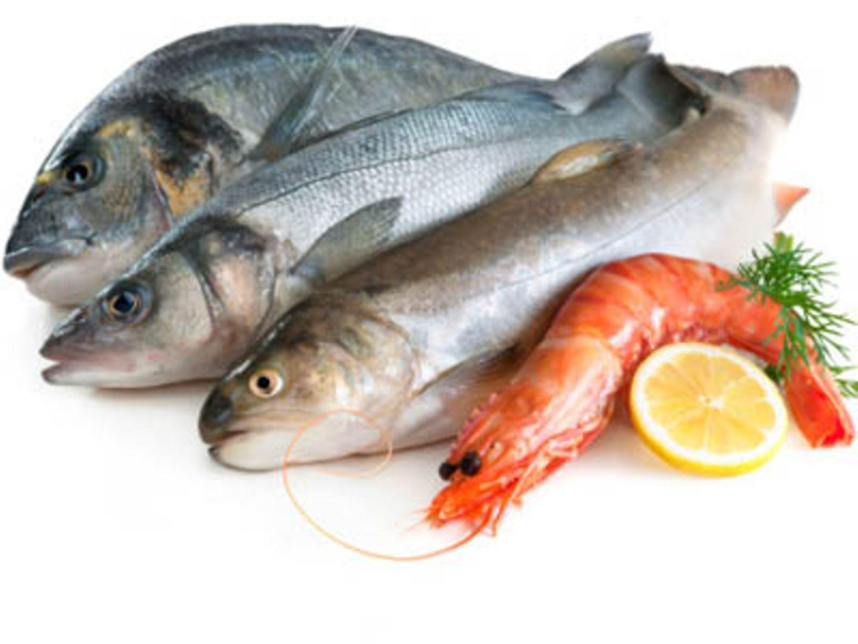 Fische und Meerestiere enthalten Selen