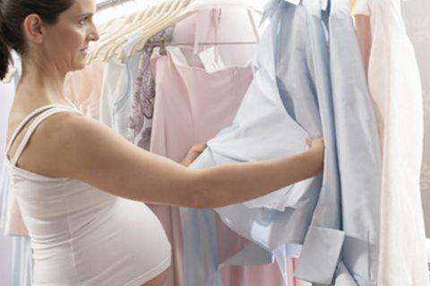 Umstandskleidung: So machen Sie in der Schwangerschaft eine gute Figur