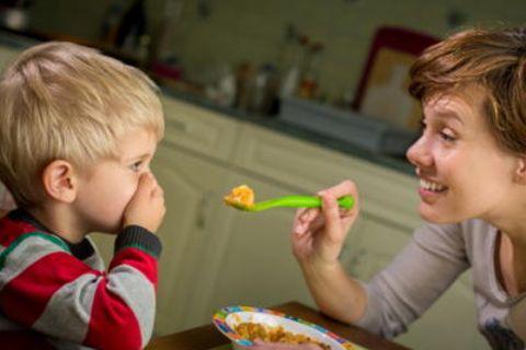 Ernährung: Kind, jetzt iss doch mal