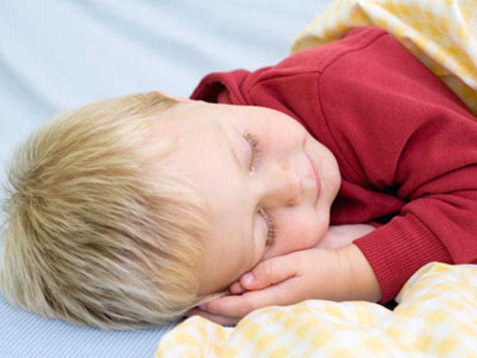Kinderschlaf: Von Lerchen und Eulen