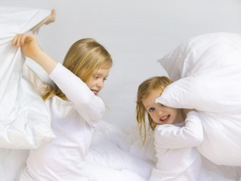 Hausstaubmilben: Allergie: Der Feind im Kinderbett