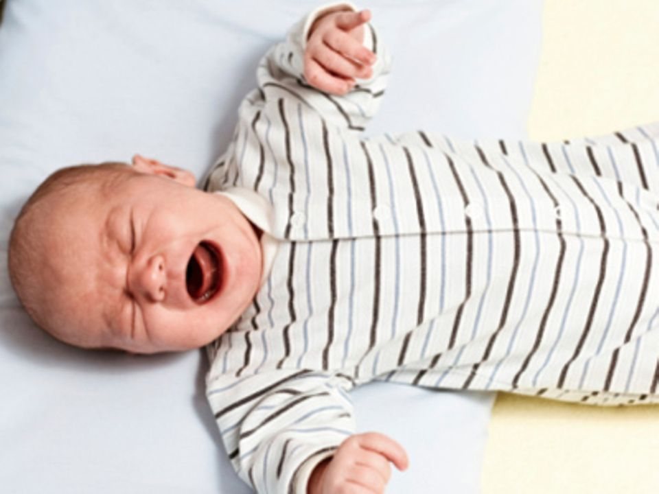 Schreibabys: Hilfe für gestresste Eltern