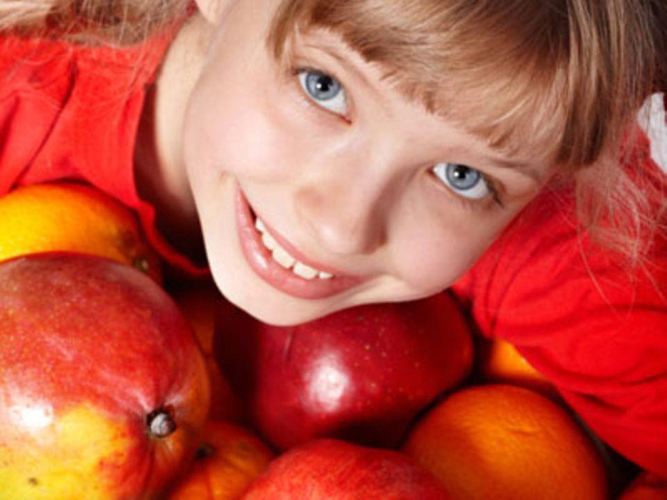 Kinderernährung: Gesundes für Obst- und Gemüsemuffel