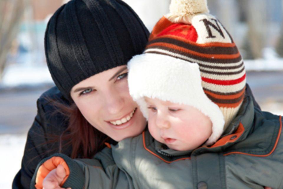 Haut im Winter : Eine Extraportion Pflege