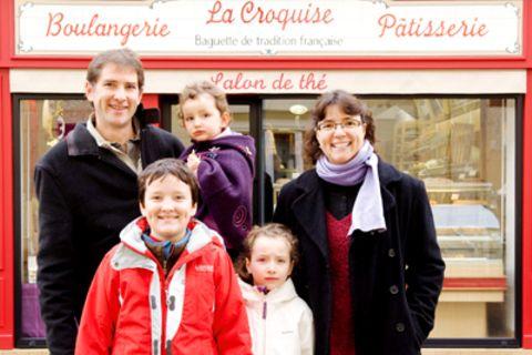Famillien in Europa: Familienleben in Frankreich