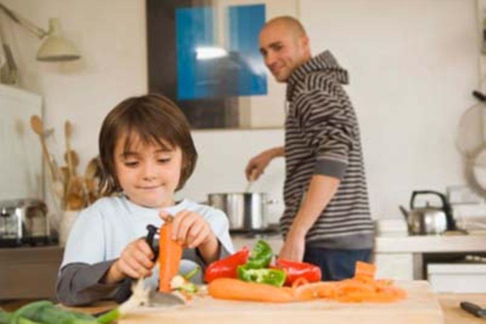 Rezepte: Profi-Tipps für kleine Gemüsemuffel