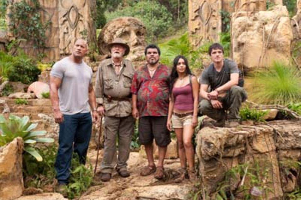 Kinotipp: Die Reise zur geheimnisvollen Insel