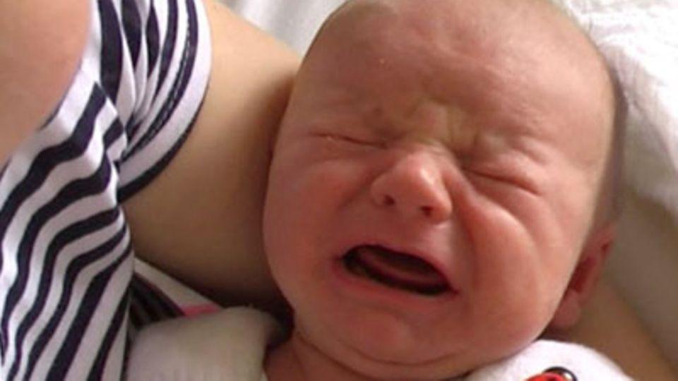 Baby-Entwicklung: Baby mit 3 Wochen: Die 3. Lebenswoche Deines Babys