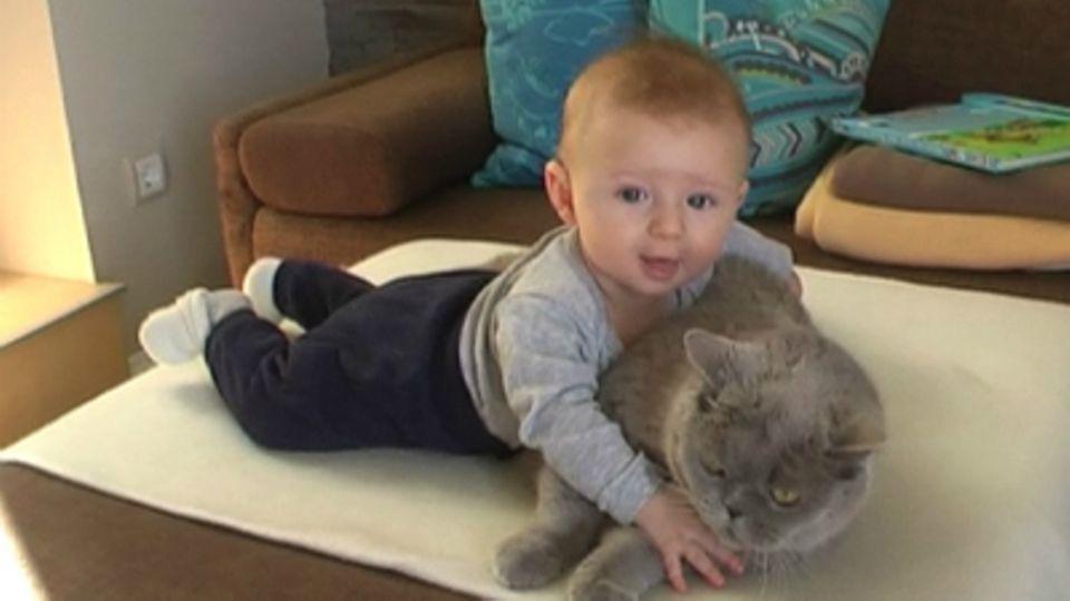 Baby-Entwicklung: Baby mit 23 Wochen: Die 23. Lebenswoche Deines Babys