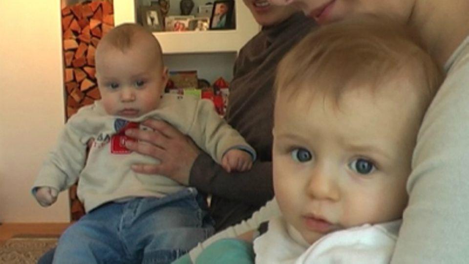Baby-Entwicklung: Baby mit 31 Wochen: Die 31. Lebenswoche Deines Babys