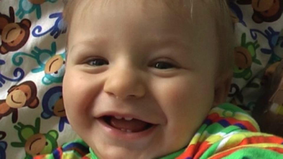 Baby-Entwicklung: Baby mit 39 Wochen: Die 39. Lebenswoche Deines Babys