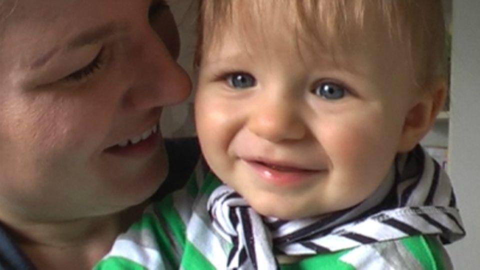 Baby-Entwicklung: Baby mit 41 Wochen: Die 41. Lebenswoche Deines Babys