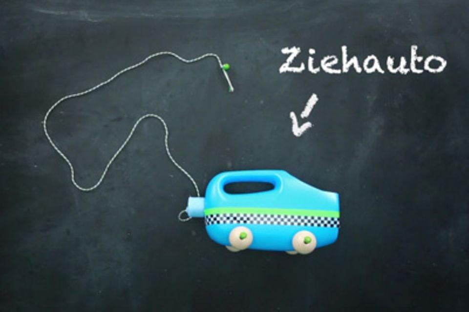 1000 Sachen selber machen: Do it yourself: Ziehauto