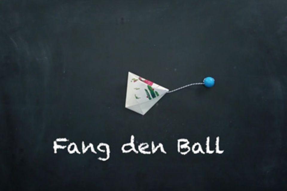 1000 Sachen selber machen: Do it yourself: Fang den Ball