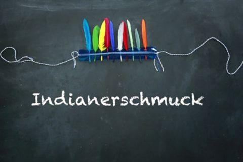 1000 Sachen selber machen: Do it yourself: Indianerschmuck