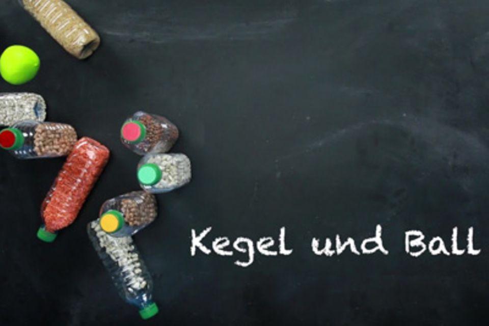 1000 Sachen selber machen: Do it yourself: Kegel und Ball