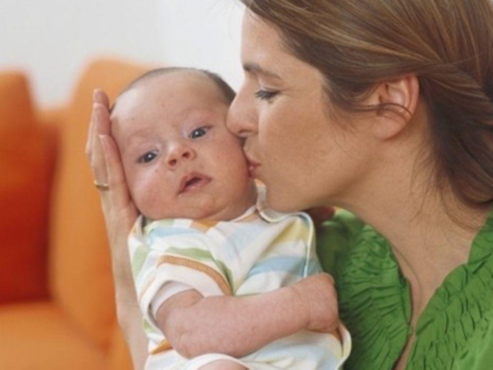 Bindung: Wie entsteht Mutterliebe?