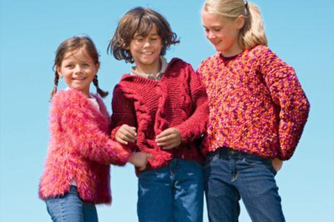 Gemütliche Pullis fürs ganze Jahr : Kuschelpullis zum Wohlfühlen