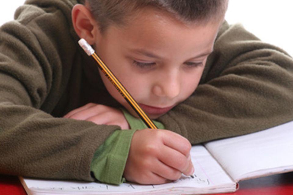 Umfrage : Ist Ihr Kind sicher in der Rechtschreibung?