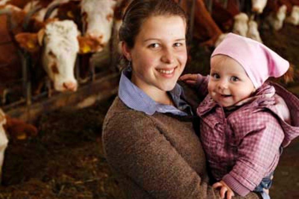 Arbeiten im Mutterschutz: Voll im Job - bis zur ersten Wehe!
