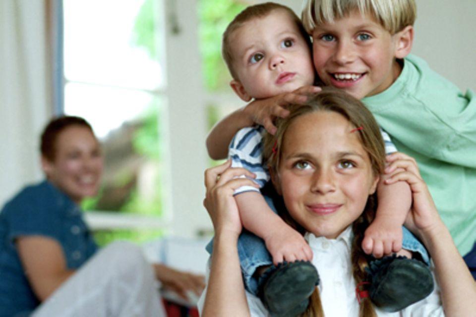 Umfrage Kinderwunsch: Wie viele Kinder wünscht du dir?