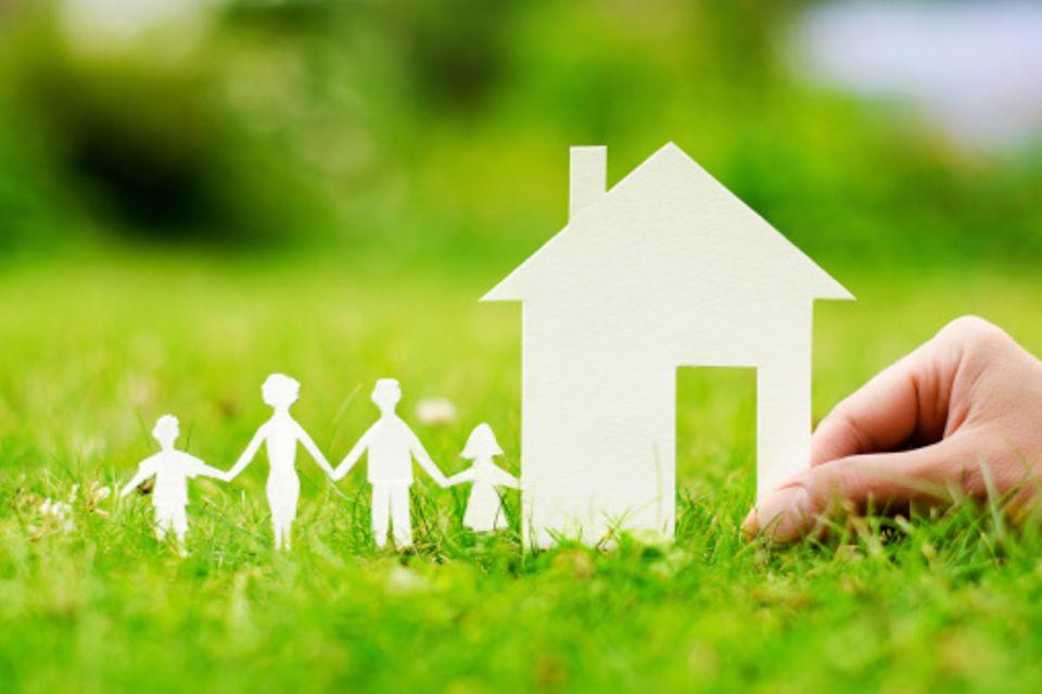 Immobilien: In drei Schritten zum Eigenheim
