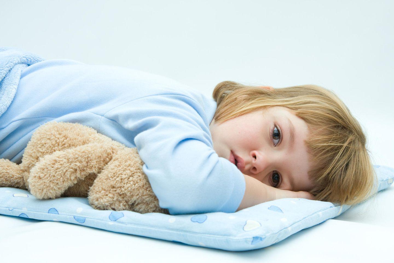 Krankes Kind, krank, Betreuung
