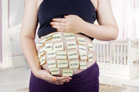 Namensgebung: So finden Sie den richtigen Vornamen für Ihr Baby