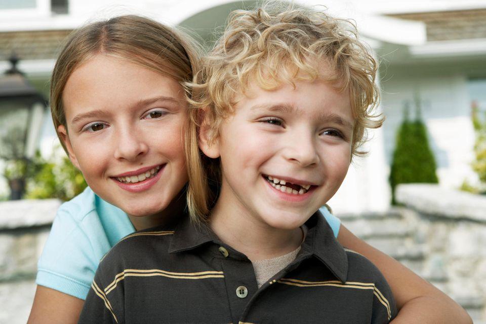 Geschwisterkinder