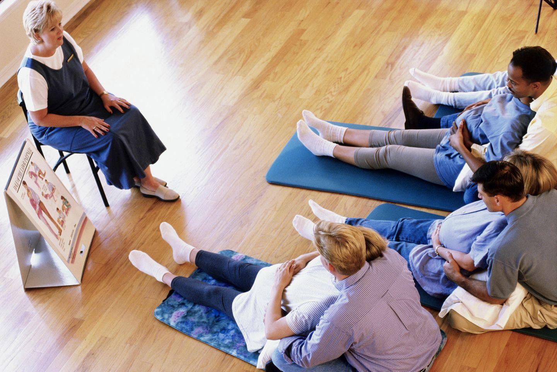 Geburtsvorbereitungskurse: Geburtsvorbereitung: Von Akupunktur bis Zilgrei
