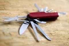 Ein ordentliches Taschenmesser