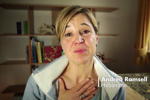 Hebamme Andrea Ramsell