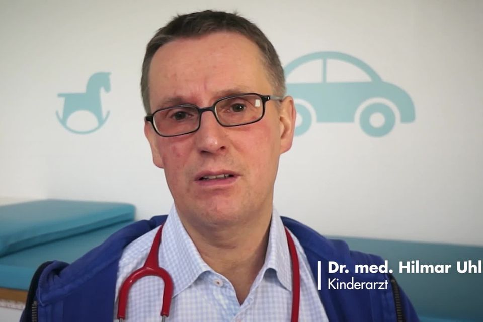 Kinderarzt Dr. Hilmar Uhlig