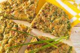 Kräuter-Omelett mit Käse