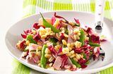 Bohnensalat mit Zartweizen