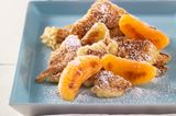 Couscous-Schmarrn mit Mandarinen