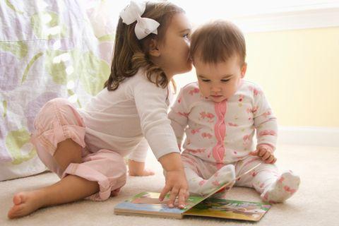 Bücher machen Babys schlau