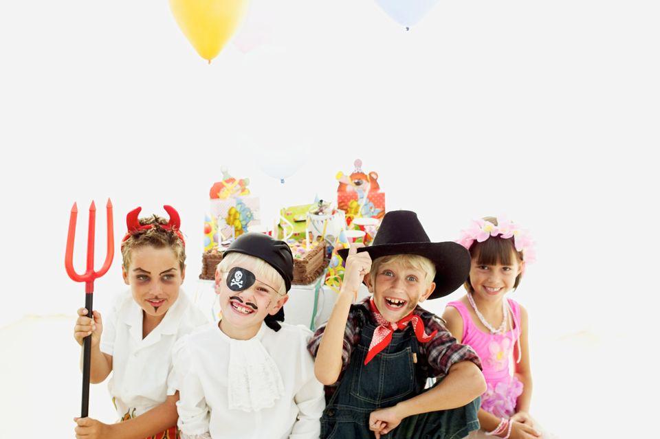 Mit Kindern feiern: Mottoparty: So wird der Kindergeburtstag ein Erfolg