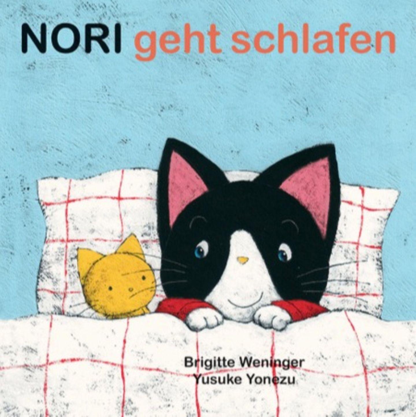"""Pappbilderbuch """"NORI geht schlafen"""""""