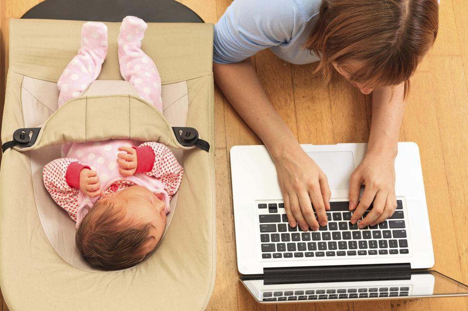 Wiedereinstieg nach Babypause