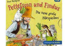 Pettersson und Findus Hörspielbox