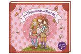 Geschenke zu Weihnachten: Eintragbuch Meine Freundinnen und Freunde