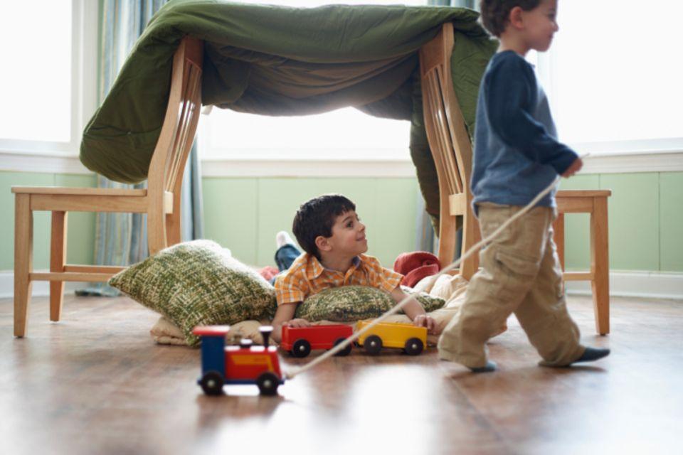 Playdates: Gemeinsam spielen lernen
